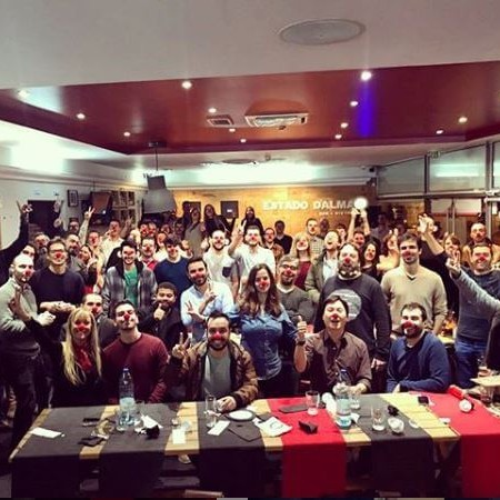 Jantar de Natal 2017 - Christmas Dinner - Cena de Navidad - IT People Innovation