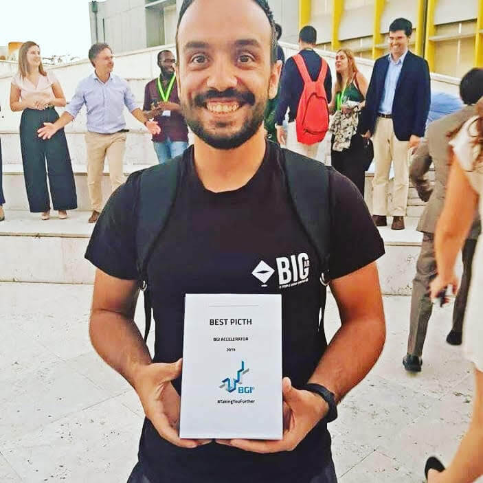 BigAR - BGI 2019 - Best Pitch - IT People Innovaiton