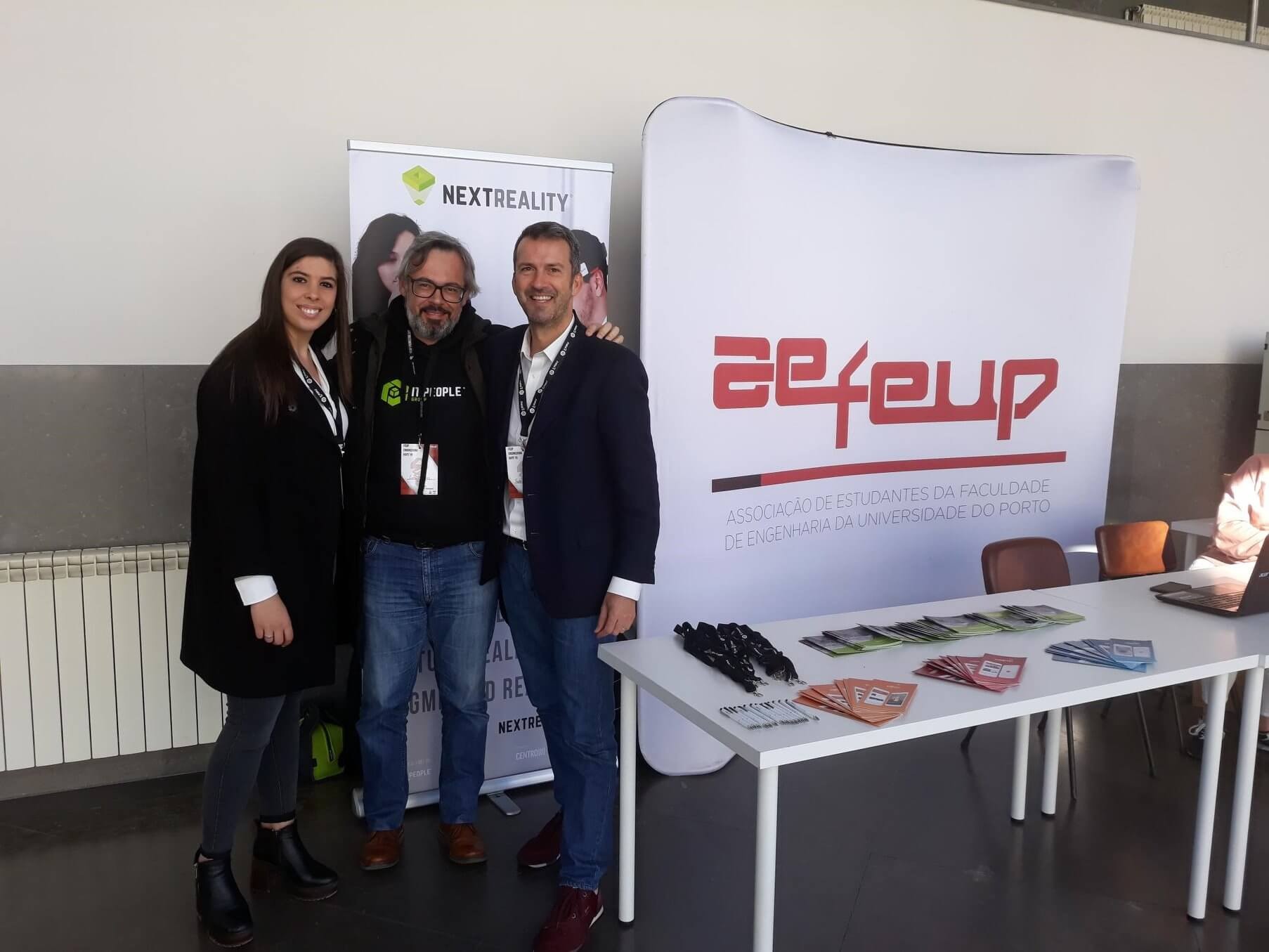 Engeeniring Days FEUP 2019 - IT People Innovation