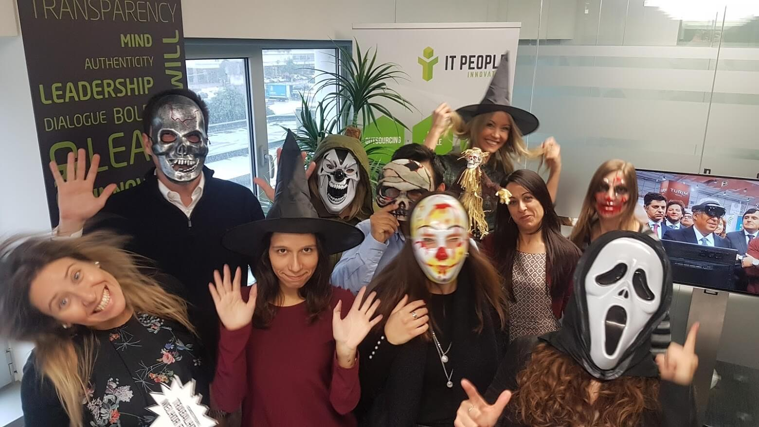 Halloween 2018 IT People Innovation