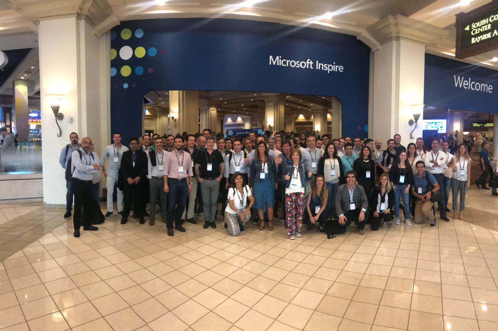 IT People Innovation - MS Inspire 2018 - Las Vegas