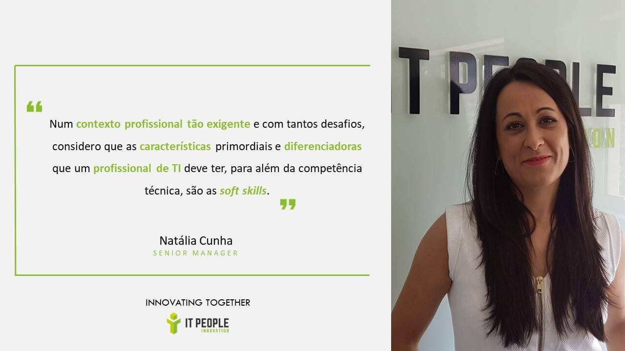Natalia Cunha - Senior Manager @ IT People Innovation