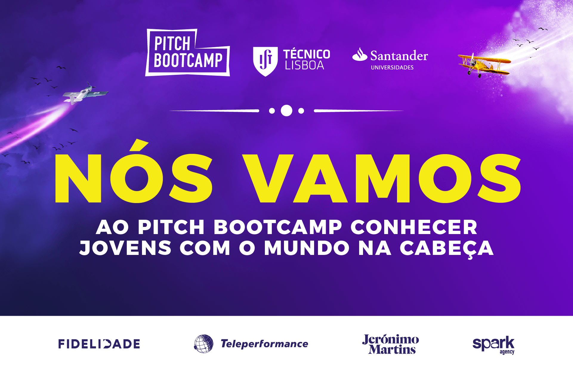 Pitch Bootcamp - IT People Innovation - IST - Instituto Superior Técnico