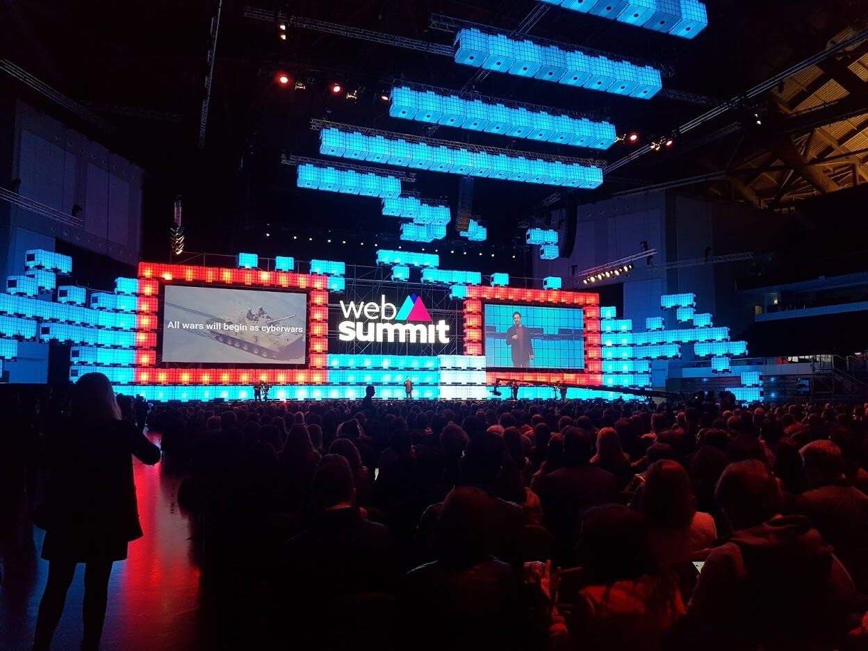 Web Summit 2017 IT People Innovation