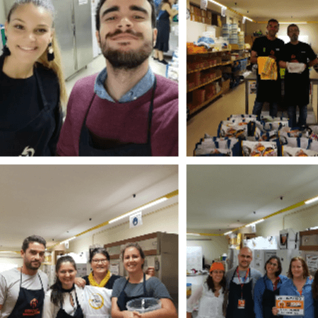 Ação Refood 2019 - IT People Innovation