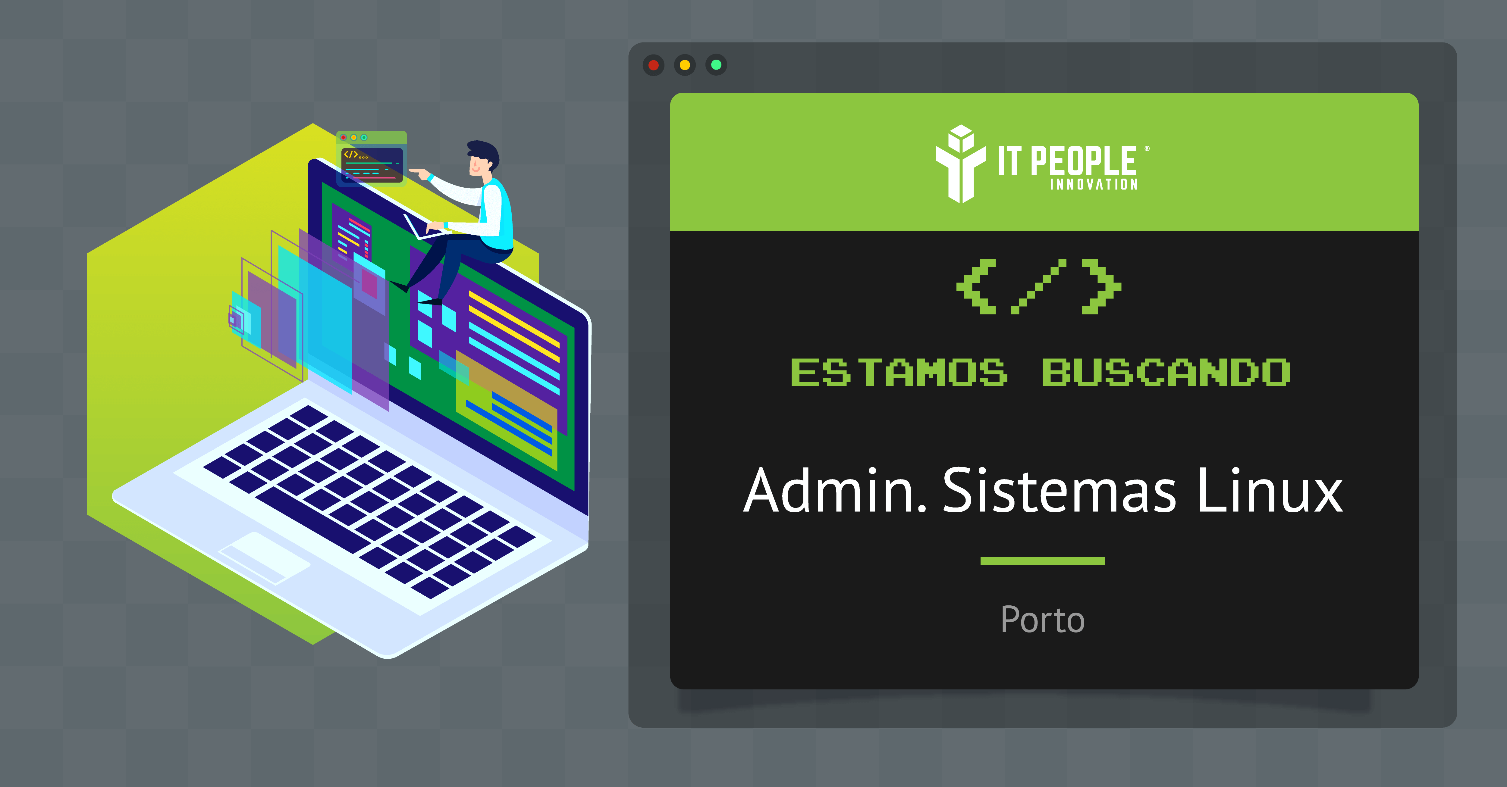 Proyecto para Admin Sistemas Linux - Porot - IT People Innovation