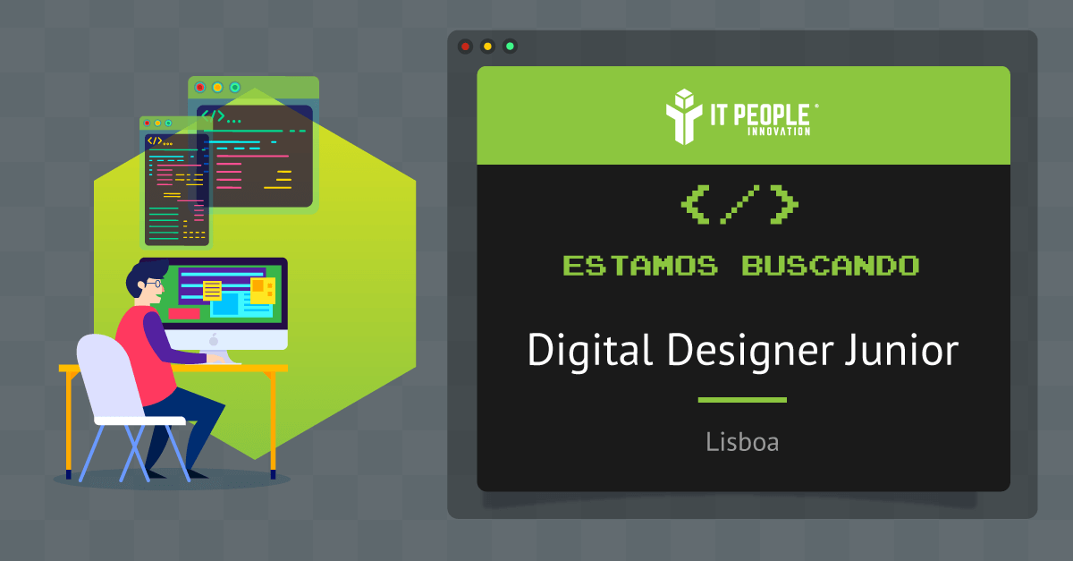 Proyecto para Digital Designer - Lisboa - IT People Innovation