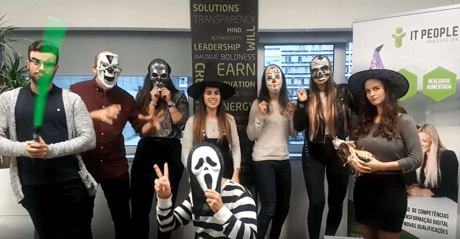 Halloween 2019 - IT People Innovation