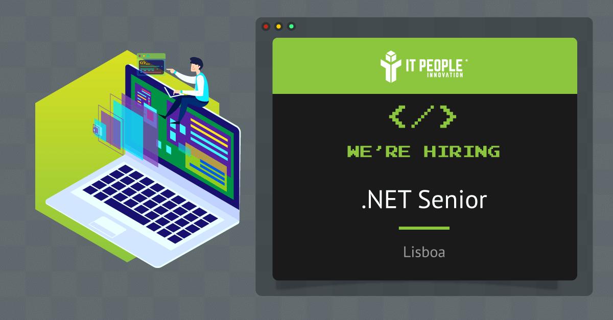 Project for Senior .NET - Lisboa - IT People Innovation