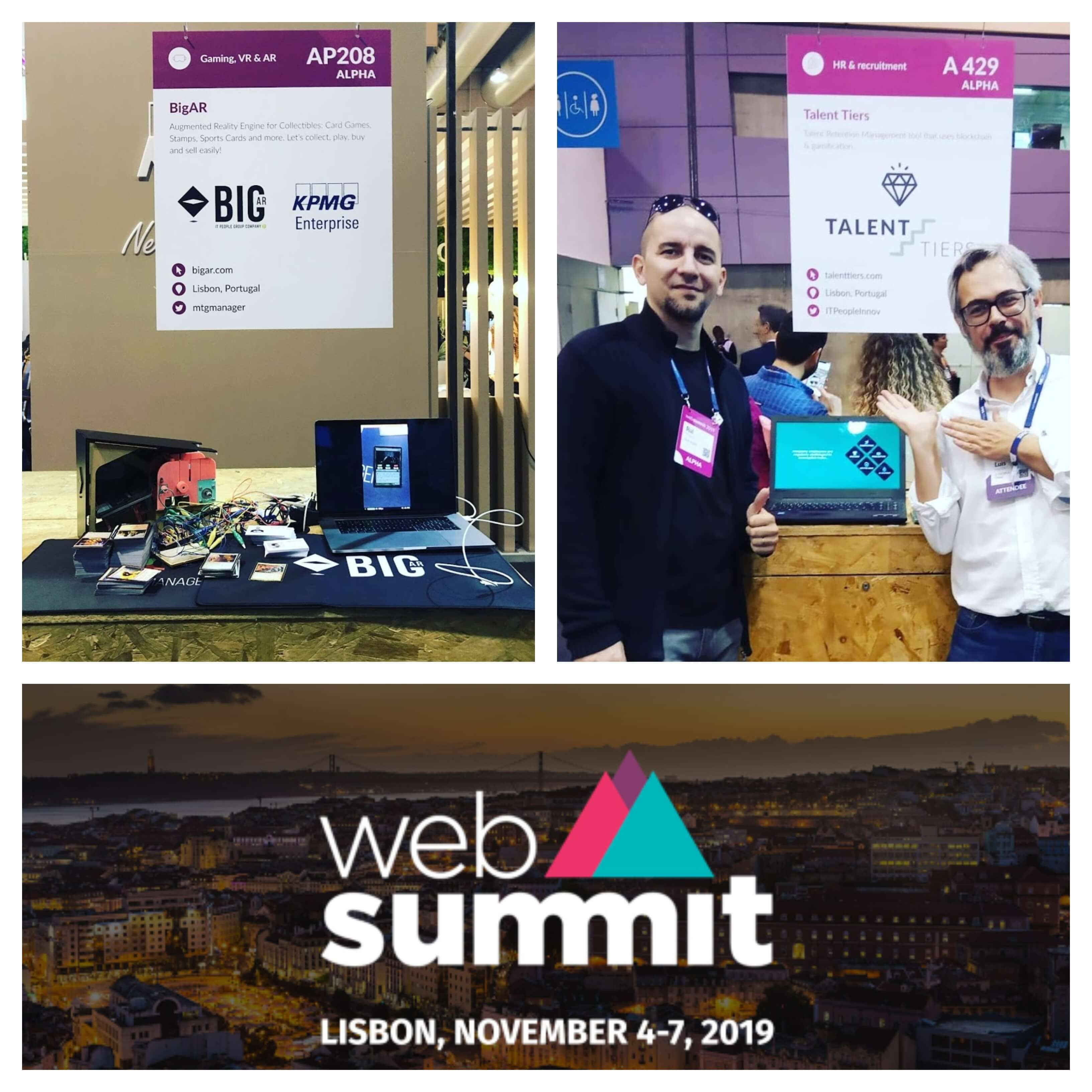 WebSummit 2019 - IT People Innovation
