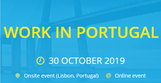 Work in Portugal - 2019 - IT People Innovation