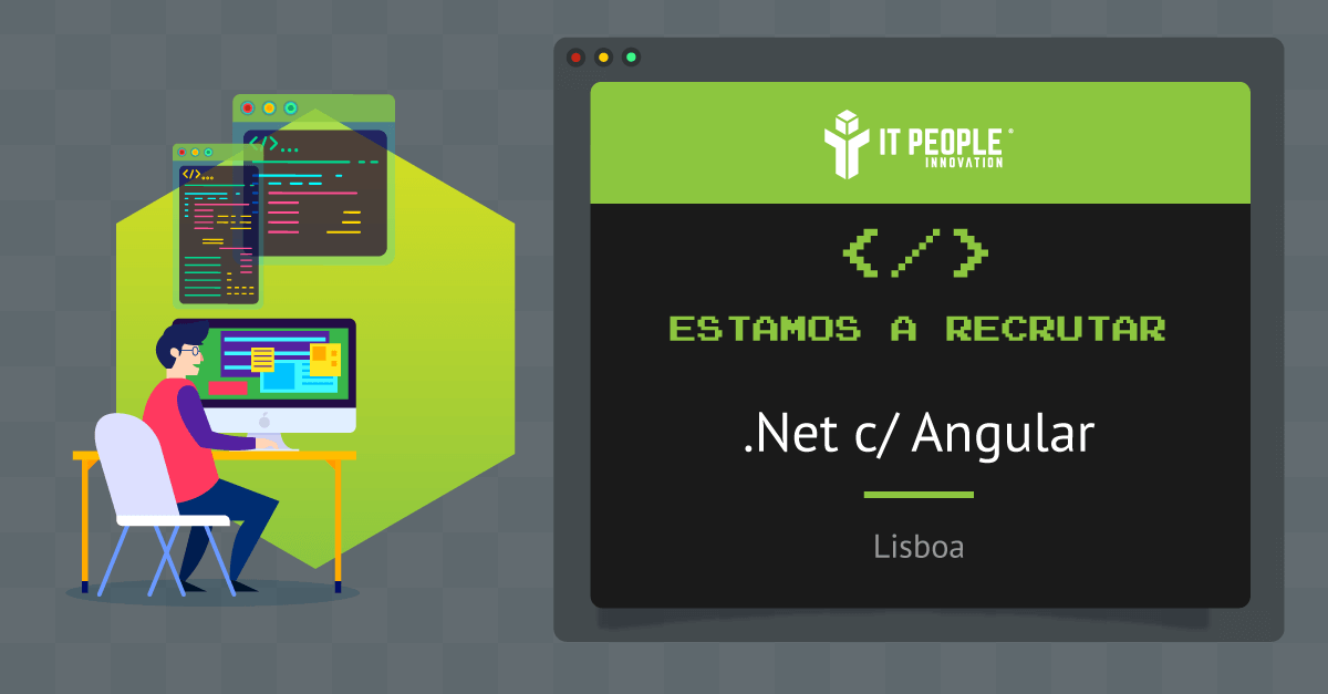 Projeto para .NET com Angular - Lisboa - IT People Innovation