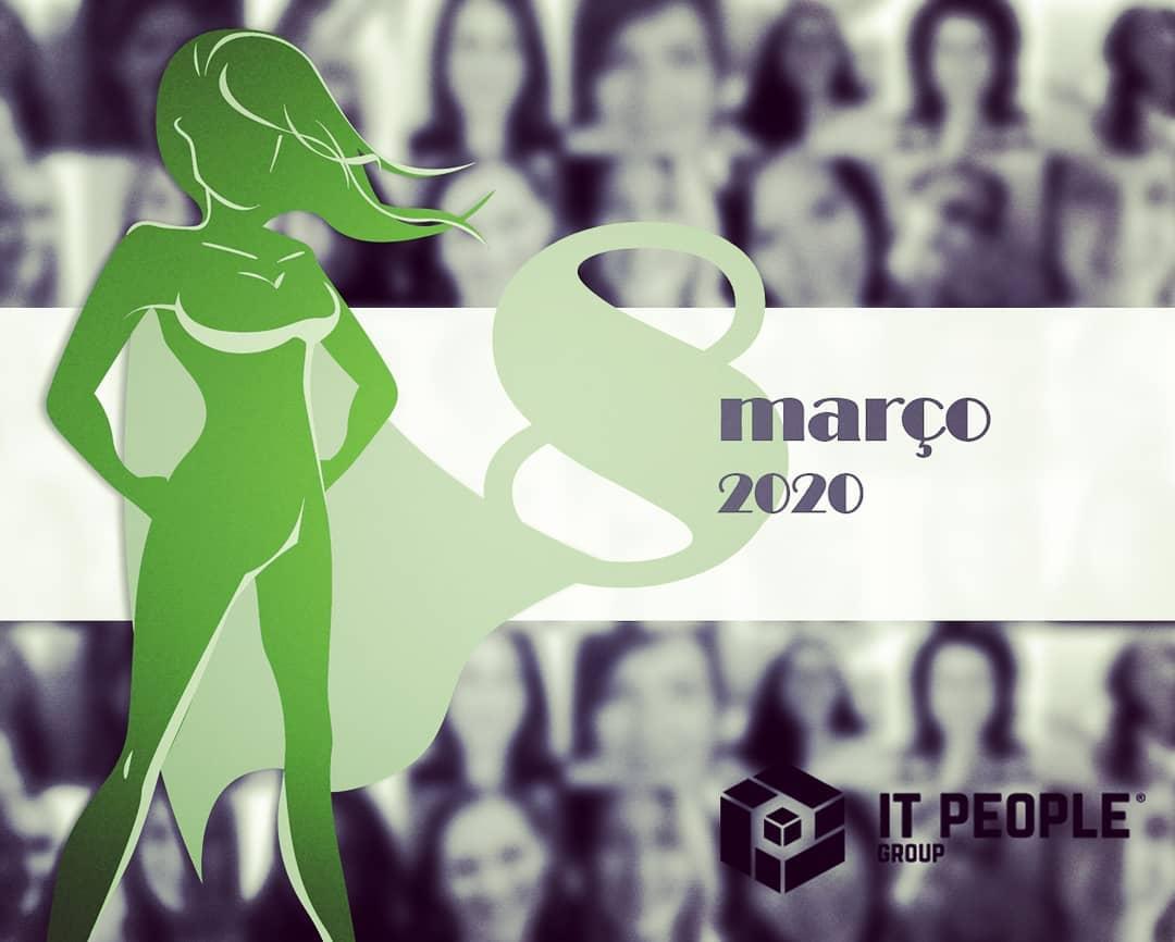 Dia da Mulher - Dia de la Mujer - Womens Day - IT People Innovation