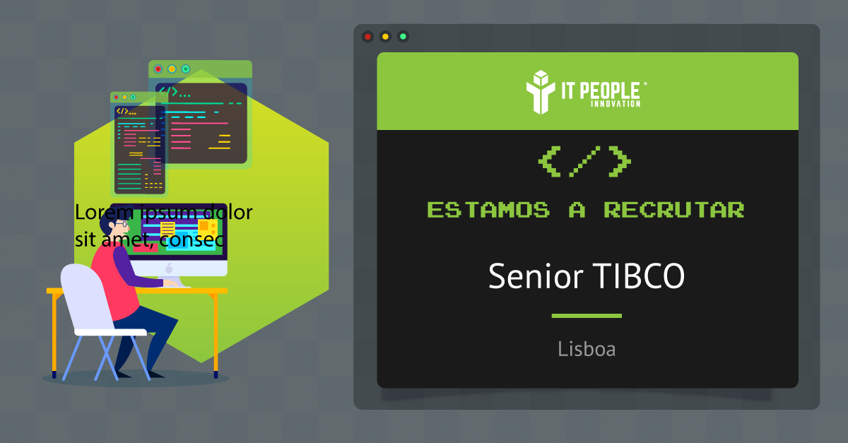 projeto para senior tibco - lisboa - it people innovation
