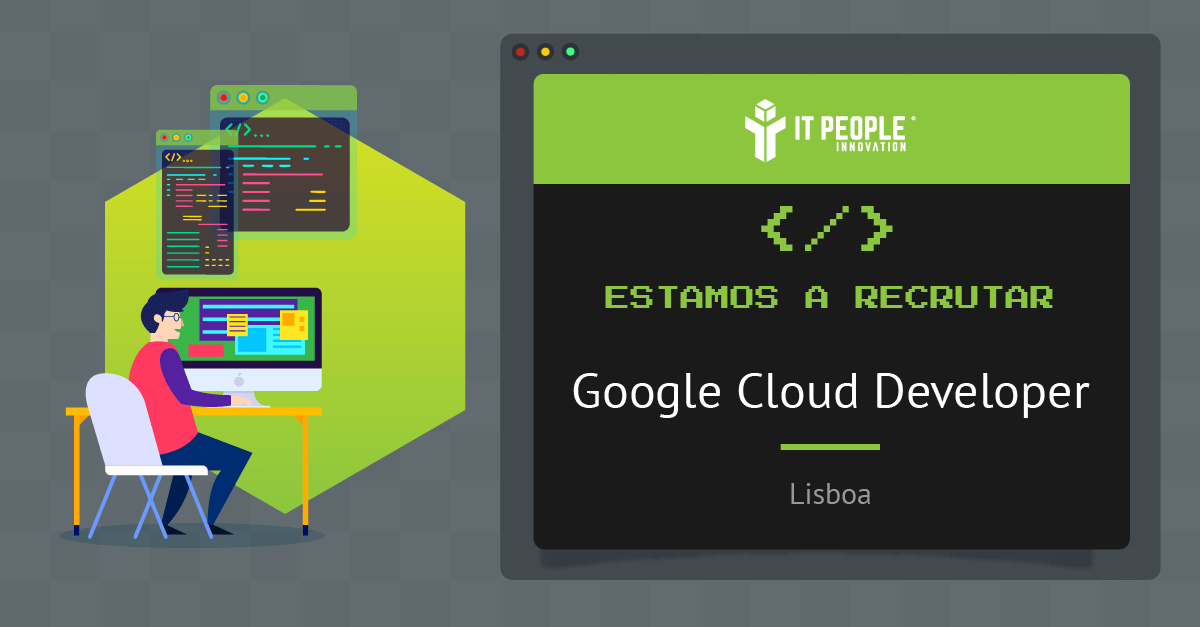 Projeto para Google Cloud Developer - Lisboa - IT People Innovation