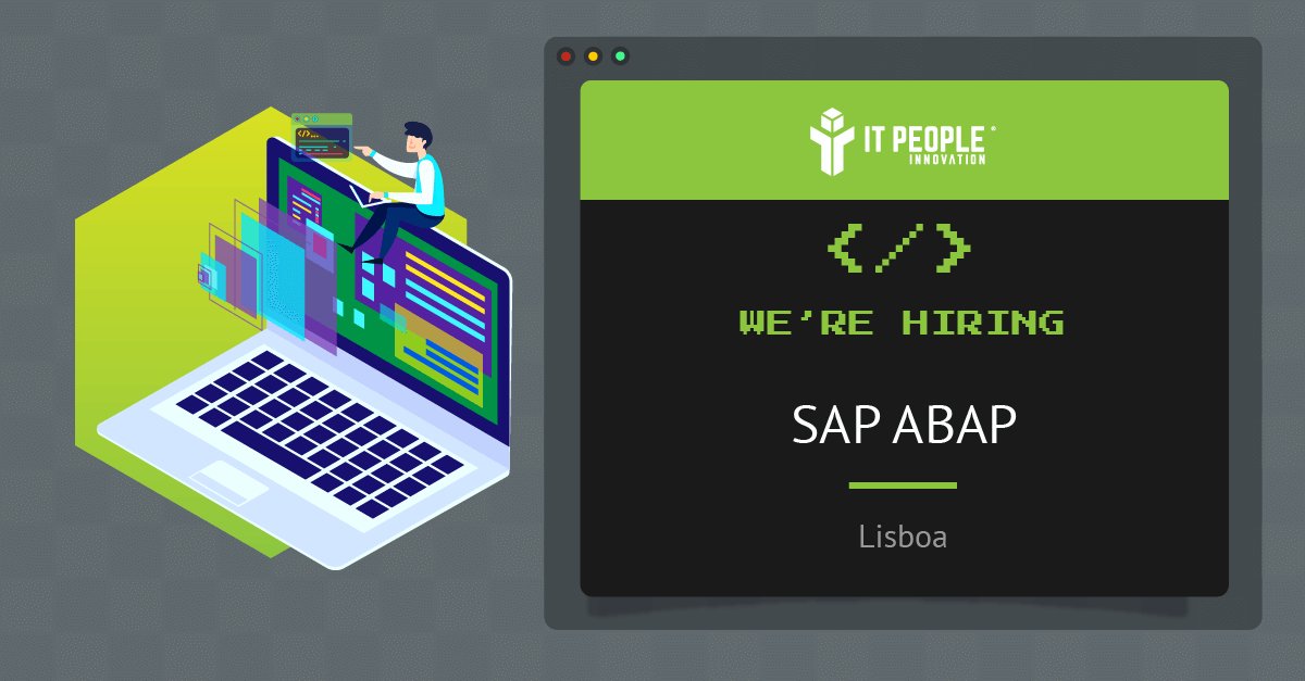 Project for SAP ABAP - Lisboa - IT People Innovation
