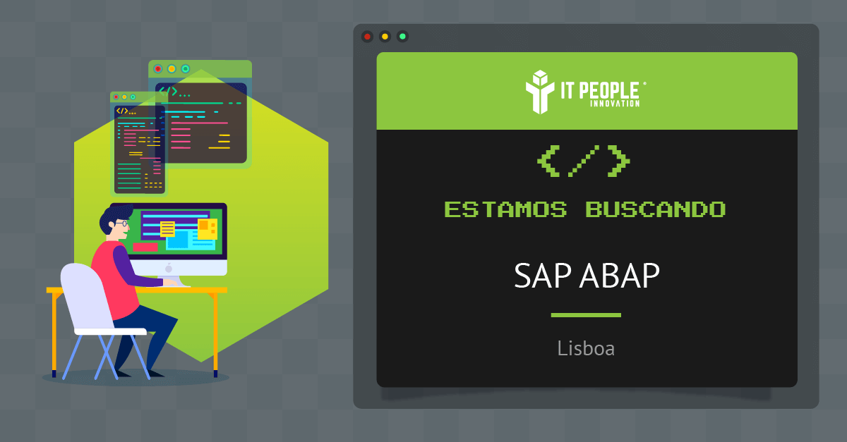 Proyecto para SAP ABAP - Lisboa - IT People Innovation