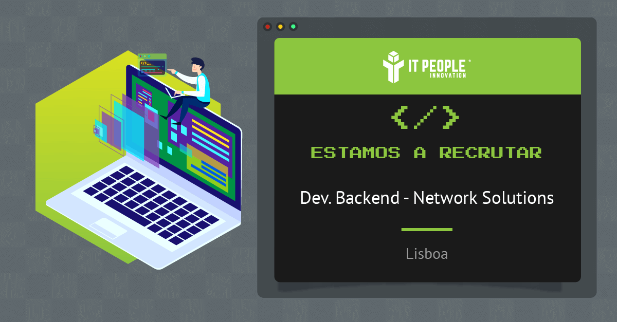 Projeto para Developer Backend - Network Solutions - Lisboa - IT People Innovation