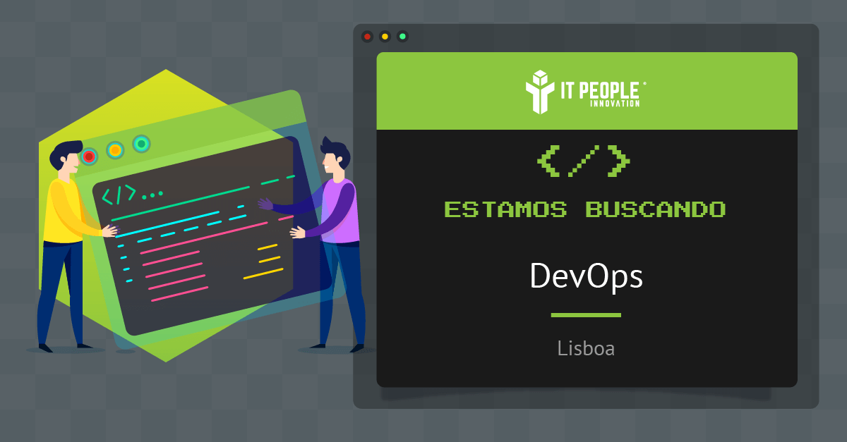 Proyecto para DevOps - Lisboa - IT People Innovation