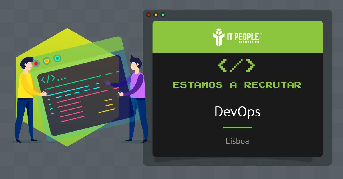 Projeto para DevOps - Network Solutions - Lisboa - IT People Innovation