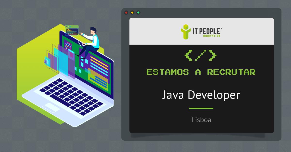 Projeto para Java Developer - Lisboa - IT People Innovation
