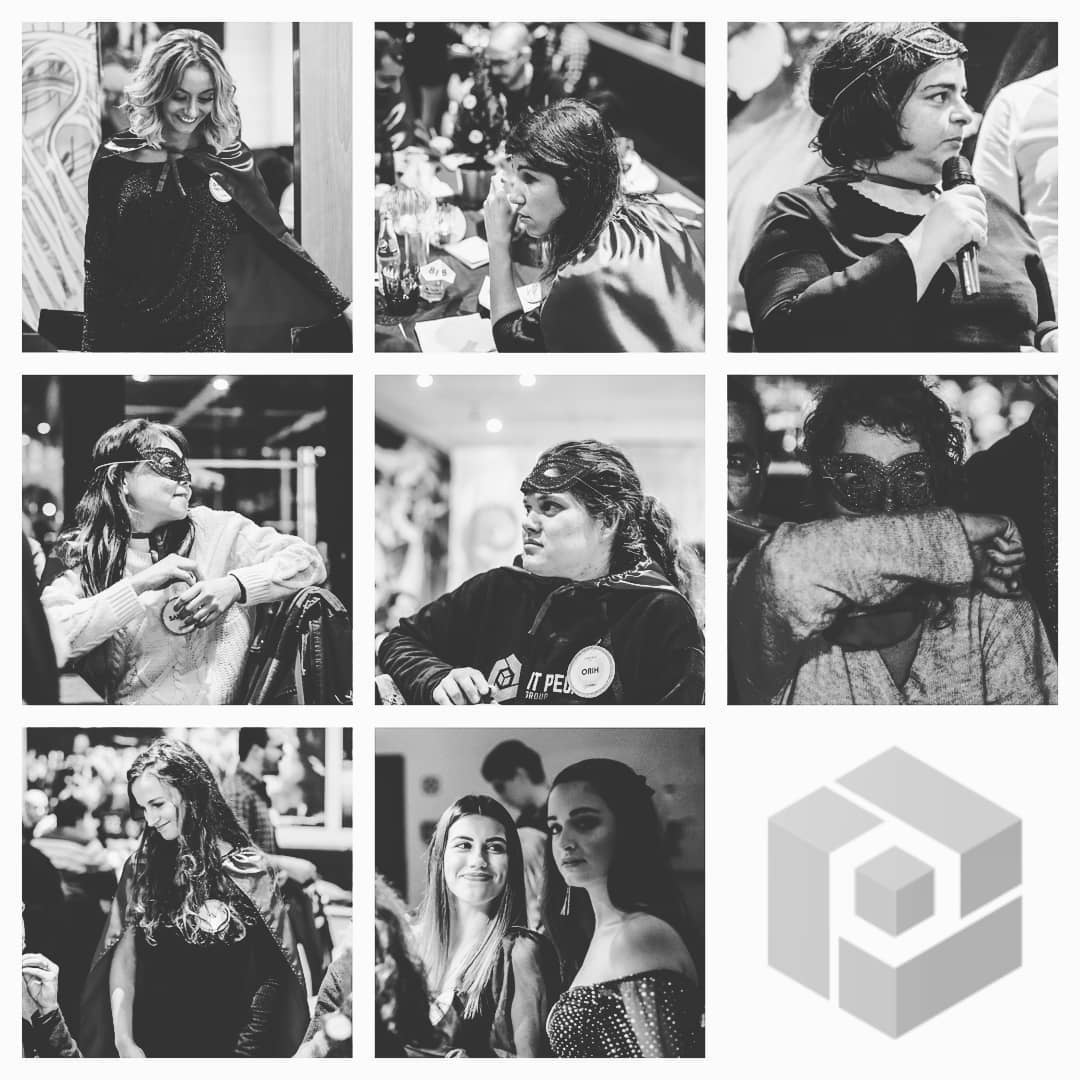 Feliz Dia da Mulher - 2021 - IT People Innovation