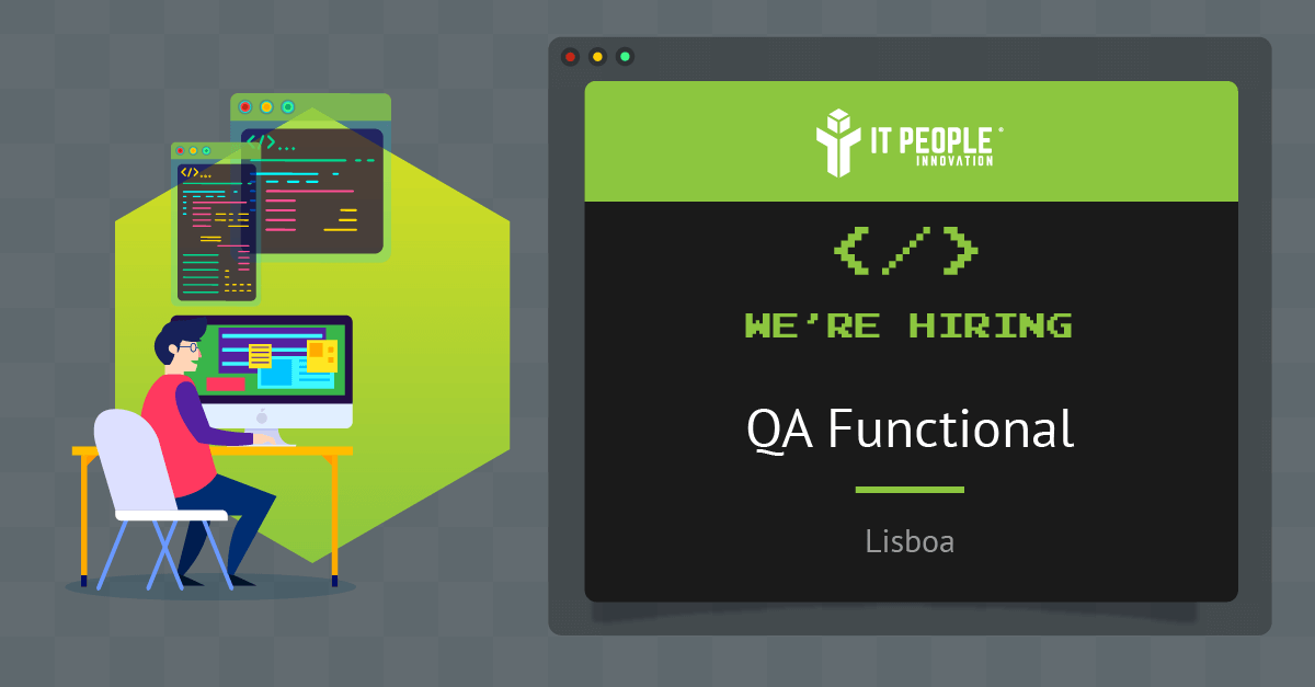 We are hiring QA Functional EN