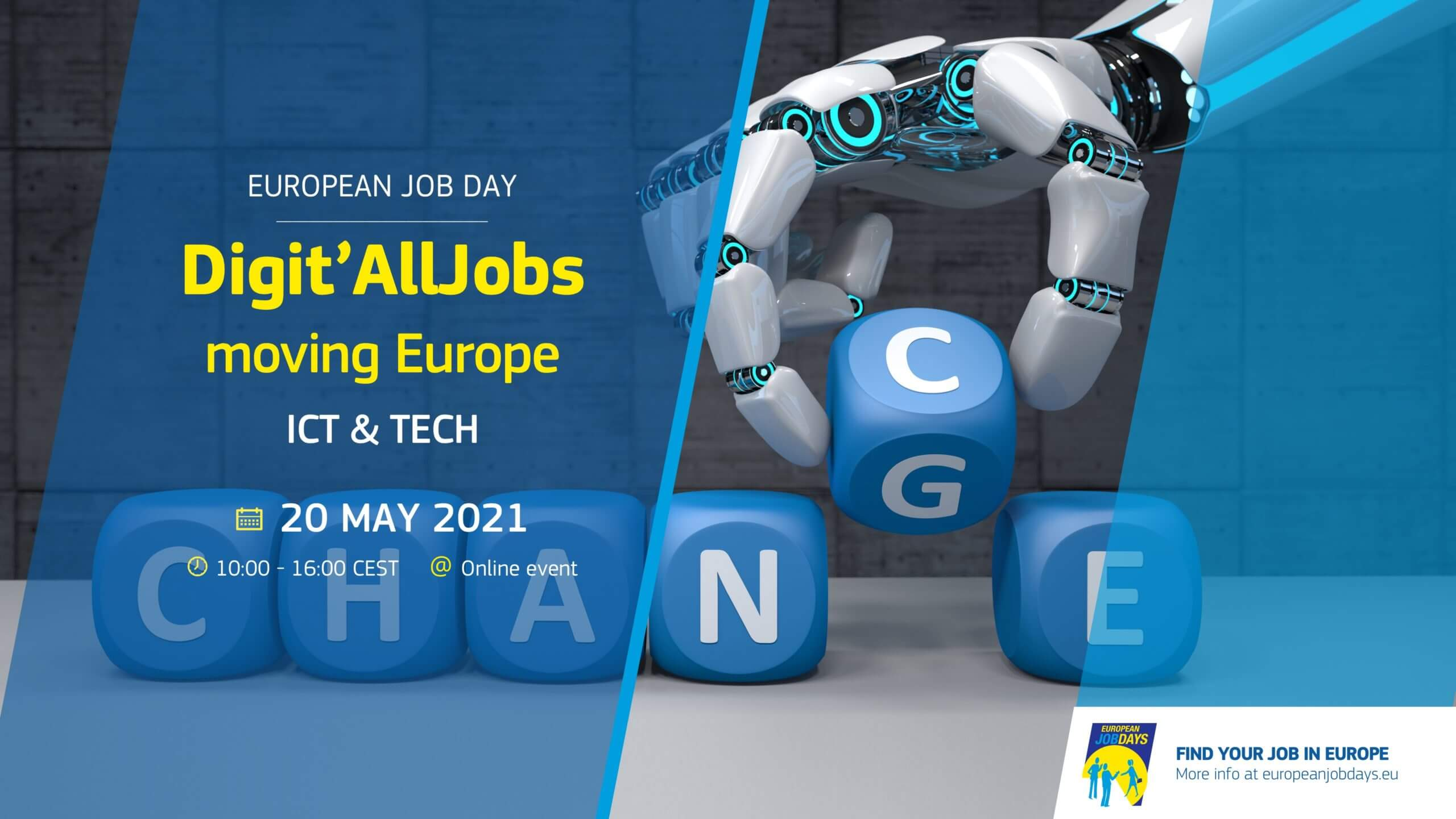 Digital'all Jobs - 20 may 2021