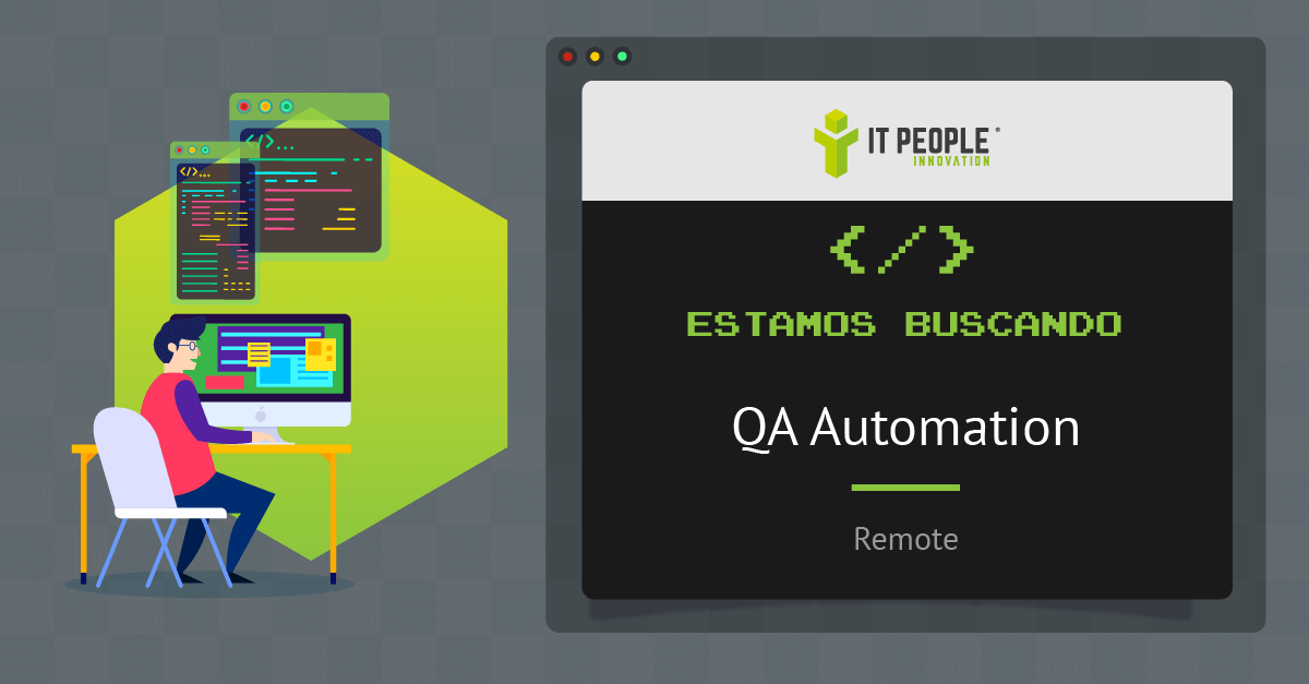 QA Automation Remote ES