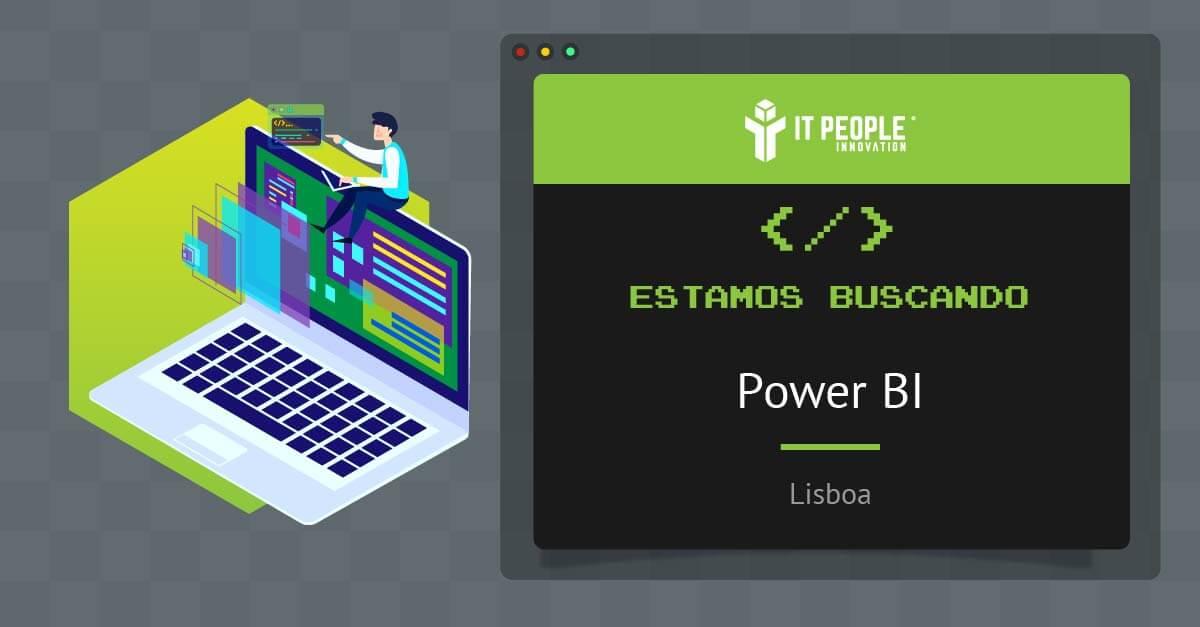 Estamos buscando Power BI ES