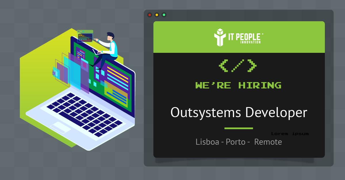 Outsystems Developer PT