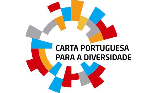 Logotipo Carta Portuguesa para a Diversidade